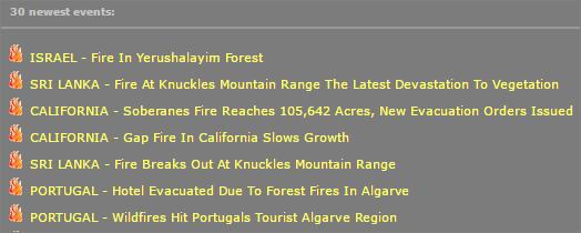 firenews